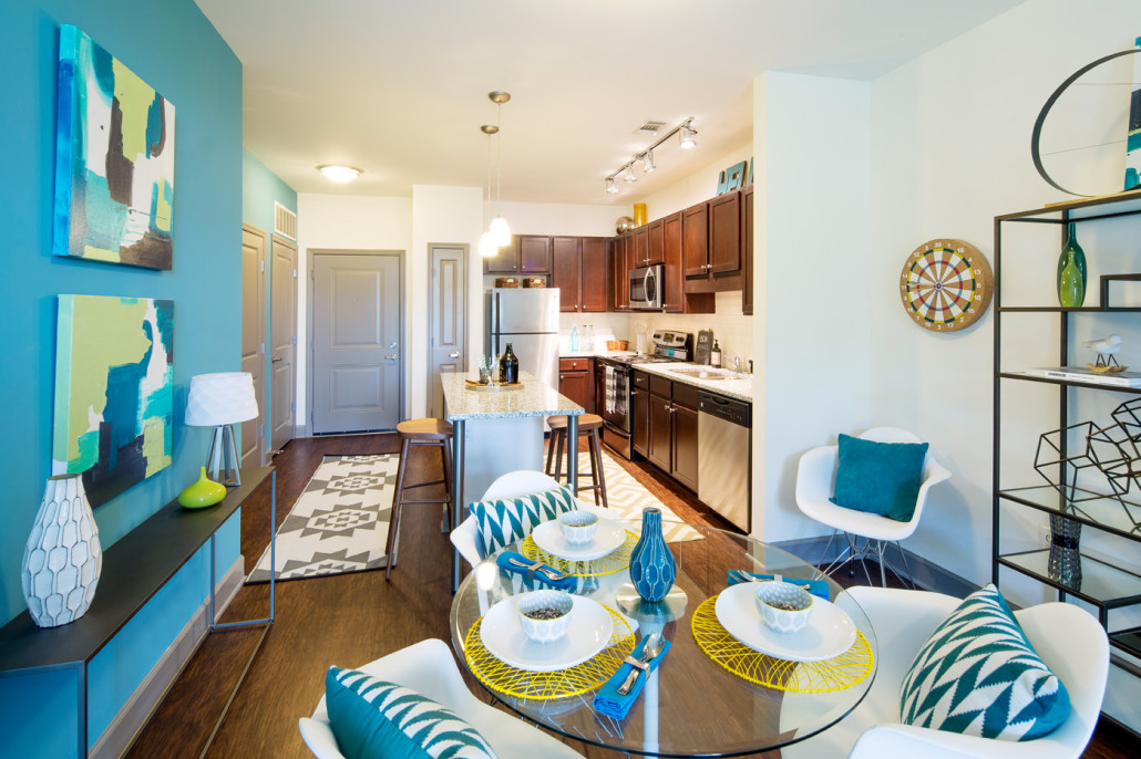 Charmant Luxury Apartments In Atlanta Midtown | 755North Apartments