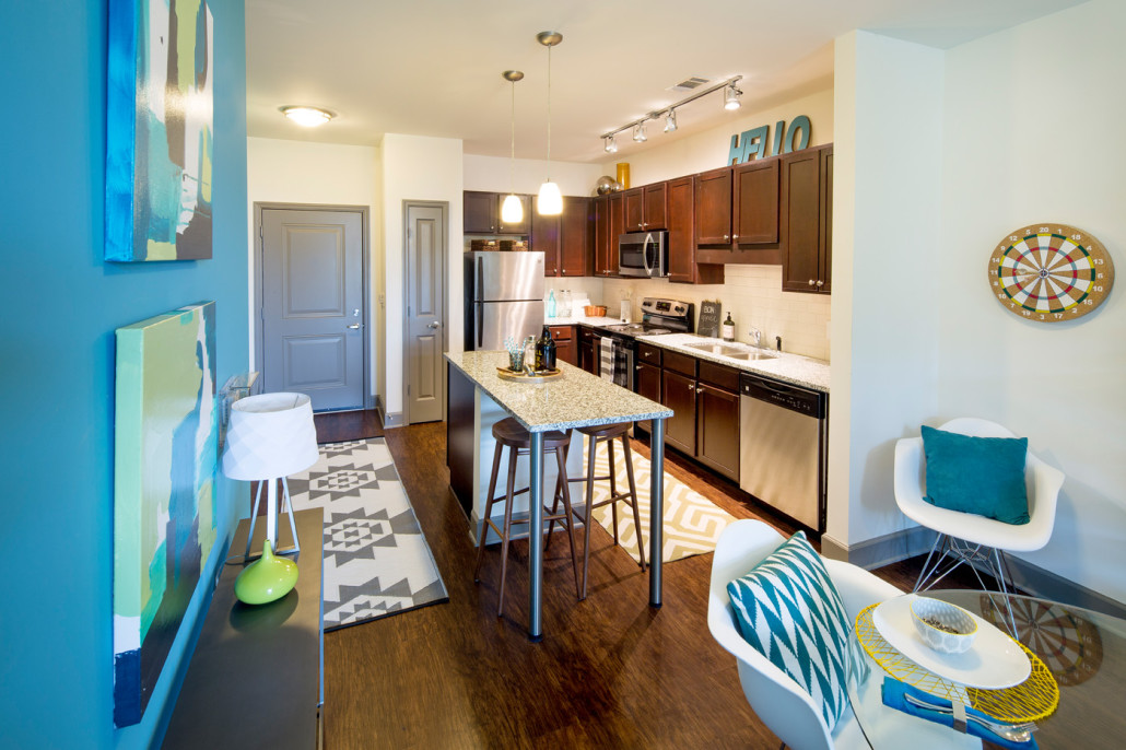 Genial Luxury Apartments In Atlanta Midtown | 755North Apartments